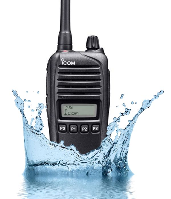Waterproof-icom