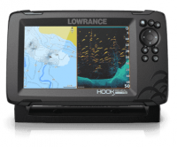 Lowrance HOOK Reveal 7 - sonda 83/200 HDI