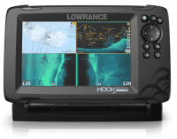 Lowrance HOOK Reveal 7 - Tripleshoot