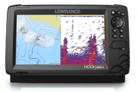 Lowrance HOOK Reveal 9 - sonda 50/200 HDI