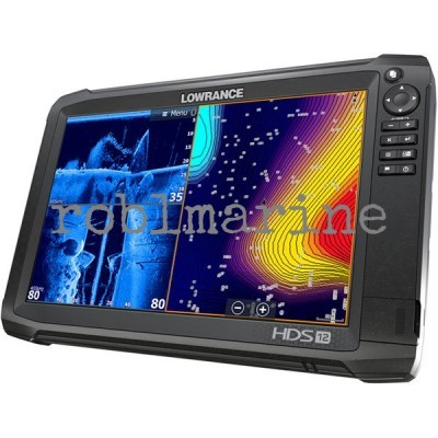 Lowrance HDS-12 Carbon Mid/High/3D Povoljno