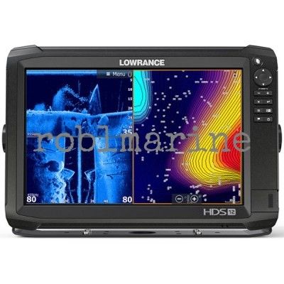 Lowrance HDS-12 Carbon Mid/High/TotalScan Povoljno