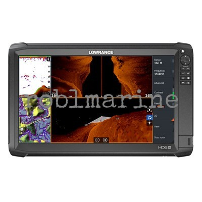 Lowrance HDS-16 Carbon Mid/High/3D Povoljno
