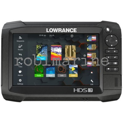 Lowrance HDS-7 Carbon Mid/High/3D Povoljno