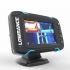 Lowrance Elite-5 Ti Mid/High/TotalScan